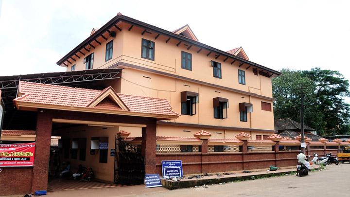 Kadampuzha Temple