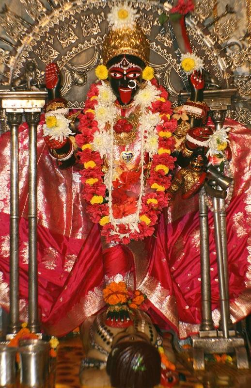 The Main Deity - Bhavatarini