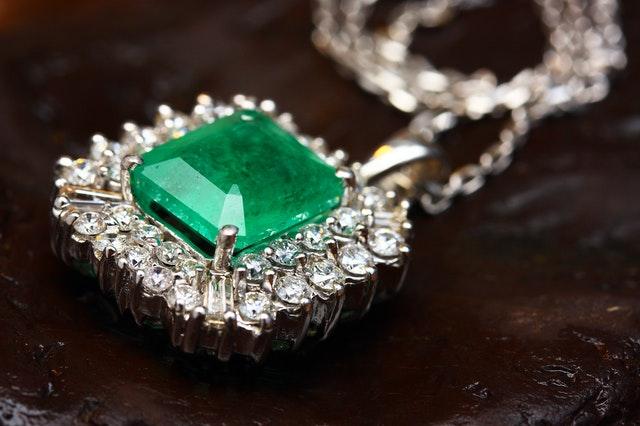 Mercury - Emerald