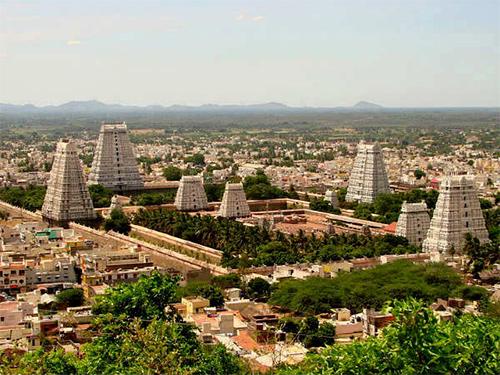 Arunachaleshwara Temple Complex