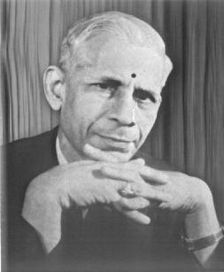 Late Professor Kuthur Subbaiyer Krishnamurthy (1908- 1972)
