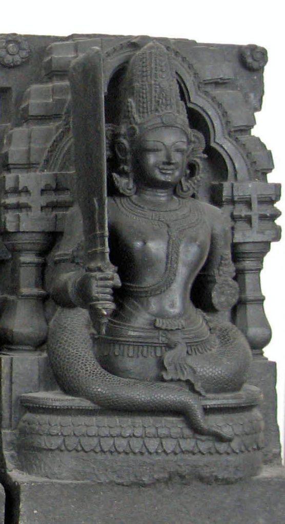 Ketu Sculpture - Shani Mahatmya